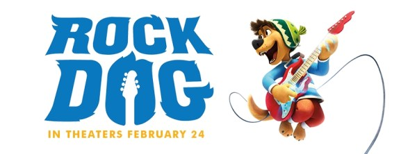 Rock Dog Film