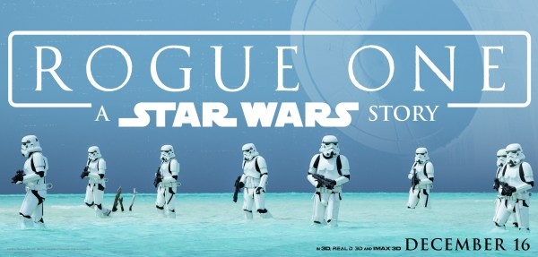 Rogue One Stormtroopers Banner