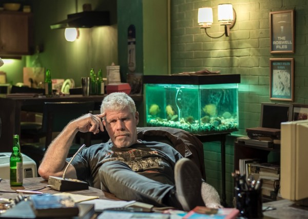 Ron Perlman - Sergio and Sergei Movie