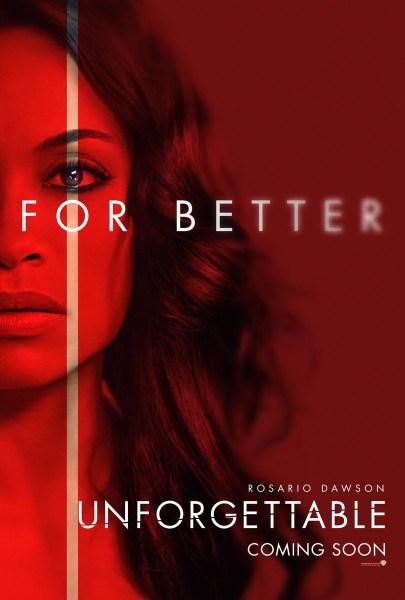 Rosario Dawson - Unforgettable Movie