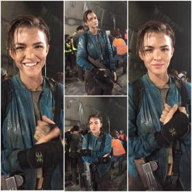 Ruby Rose As Abigail - Resident Evil 6 The Final Chapter Movie