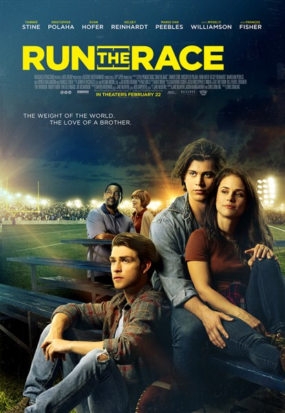 Run The Race Movie Poster