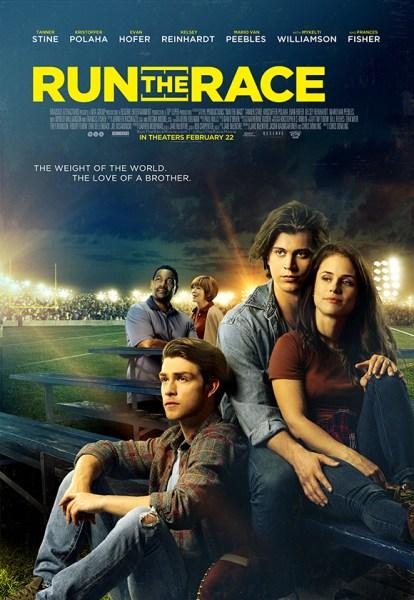Run The Race Movie Poster