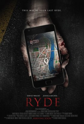 Ryde Movie Poster