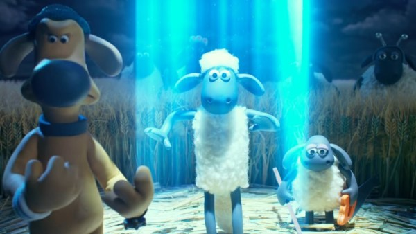 SHAUN THE SHEEP 2 FARMAGEDDON