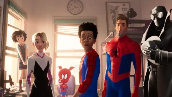 SPIDER-MAN IN THE SPIDER VERSE Movie 2018