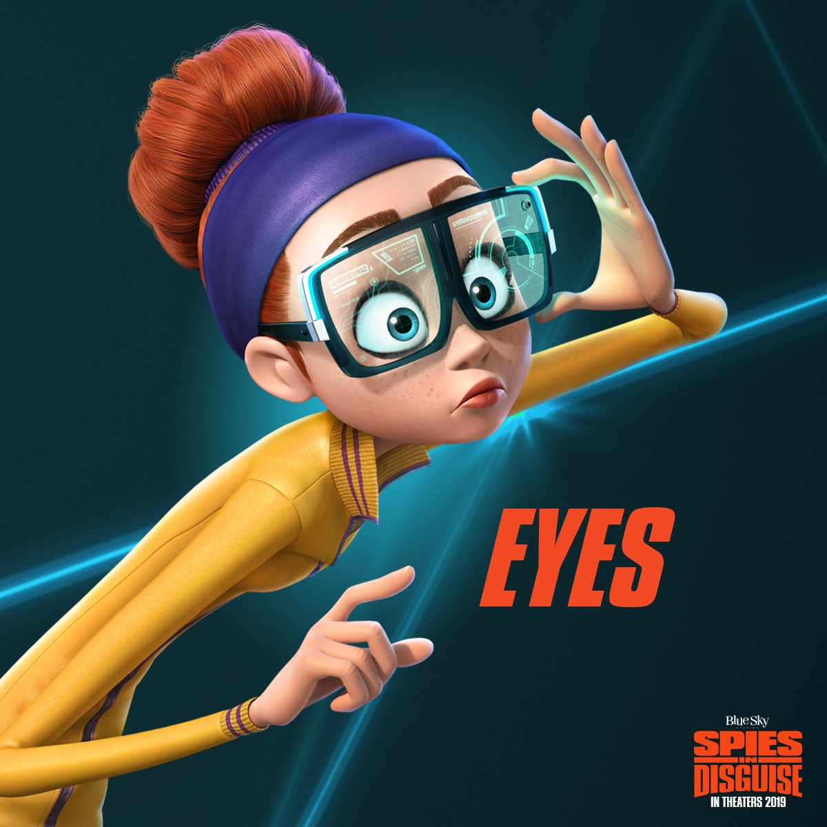 Spies In Disguise Teaser Trailer