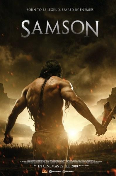 Samson Malaysia Poster