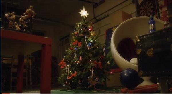 Saving Christmas Movie