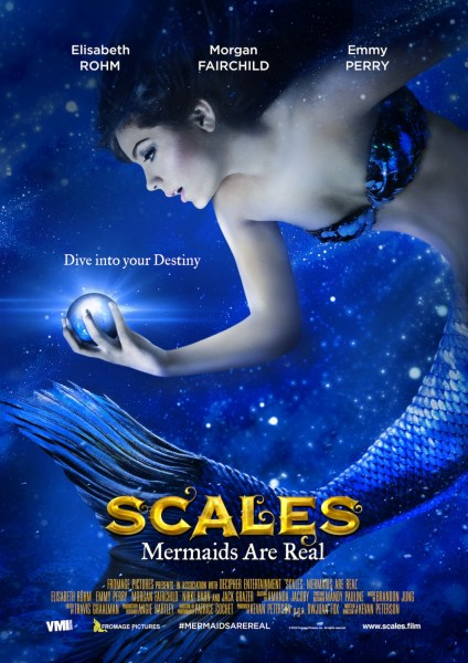Scales Mermaids Are Real New Movie Poster