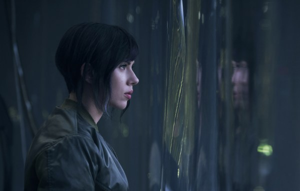 Scarlett Johansson - Ghost in the Shell movie