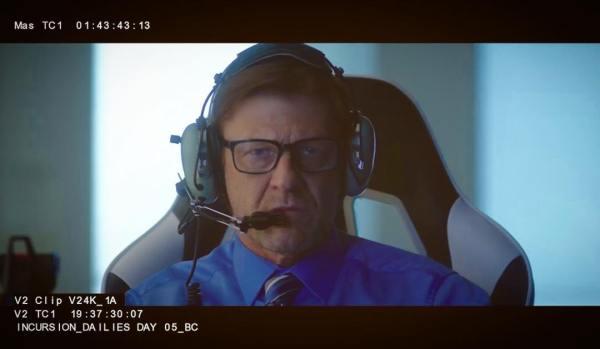 Sean Bean - Drone Movie