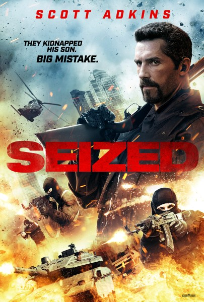 Seized Movie Teaser Poster
