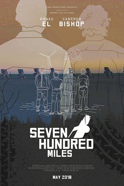 Seven Hundred Miles Movie Poster