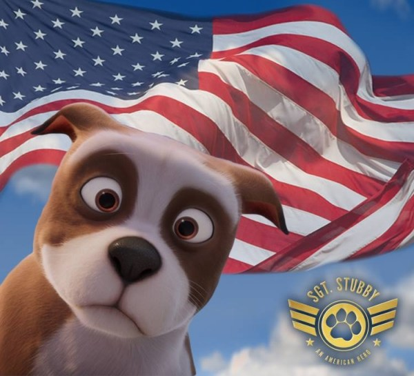 Sgt Stubby Movie 2018