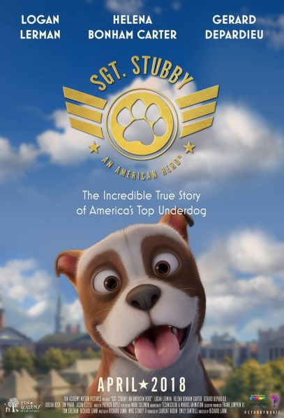 Sgt Stubby New Poster