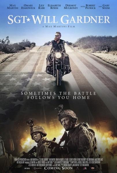 Sgt Will Gardner Movie Poster
