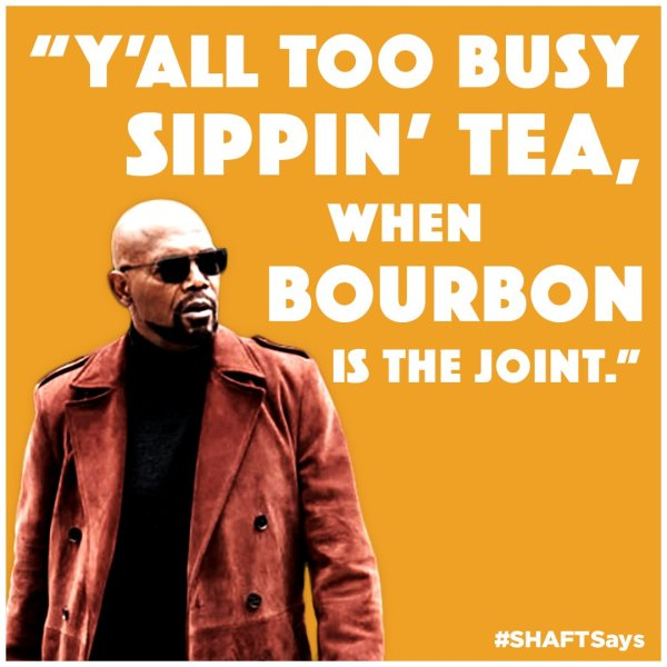 Shaft Says