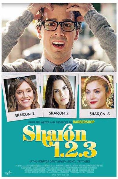 Sharon 123 New Film Poster