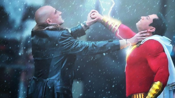 Shazam Movie 2019 - Shazam Vs Doctor Sivana