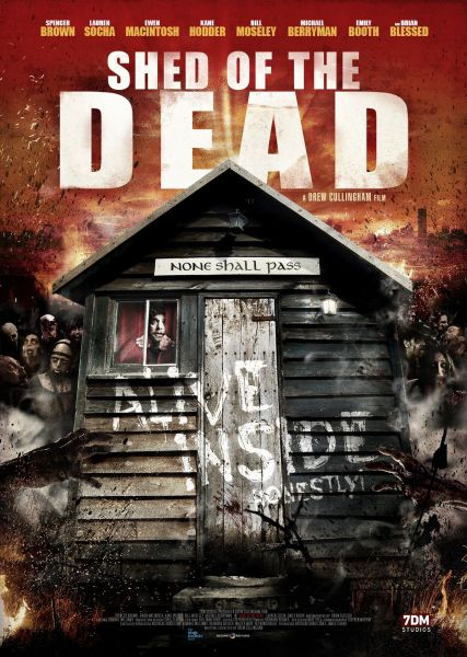 Shed Of The Dead Movie Poster
