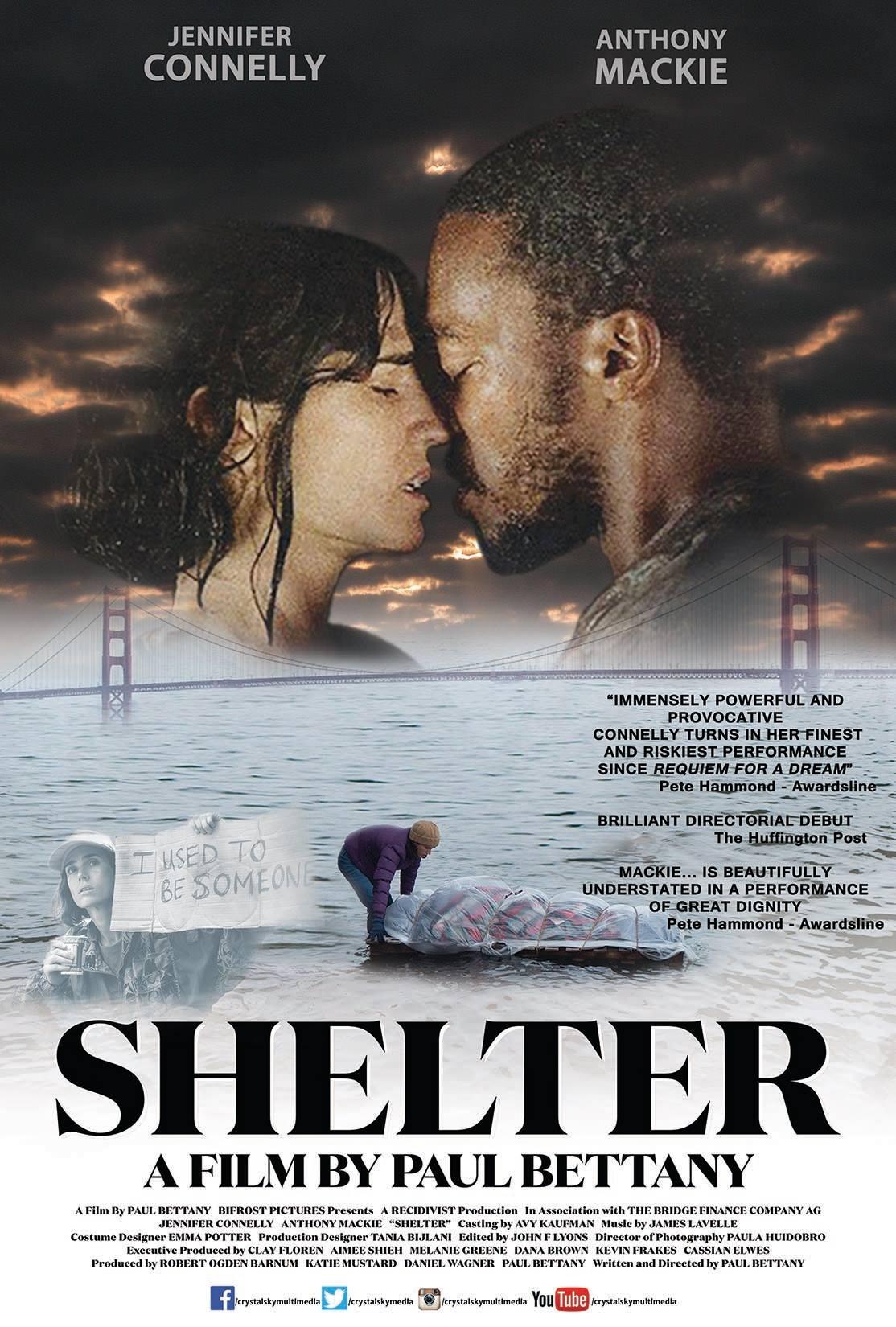 Shelter new poster