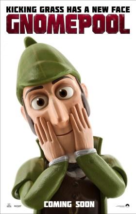 Sherlock Gnomes Gnomeopool