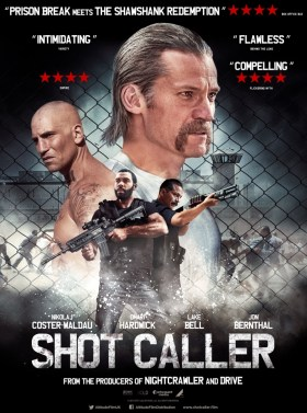 Shot Caller Movie UK Poster