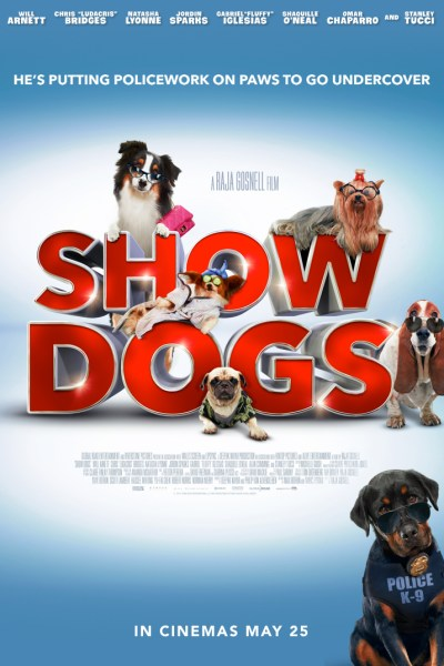 Show Dogs UK Poster