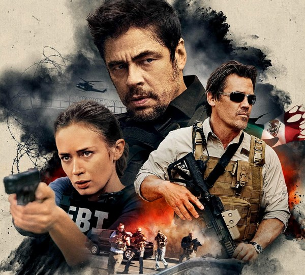Sicario 2 Movie - The sequel to Sicario