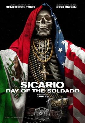 Sicario 2 New Film Poster