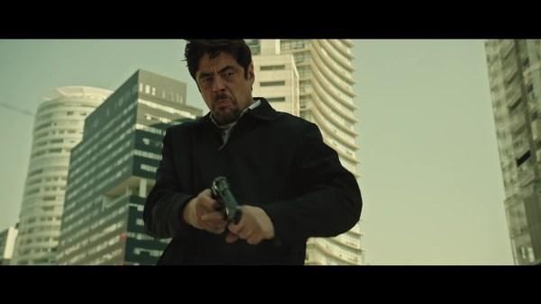 Sicario Day Of The Soldado Movie - Sicario 2 Film