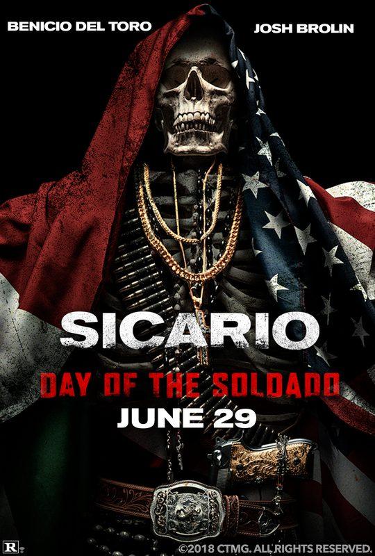 Resultado de imagem para SICARIO: Day of the Soldado