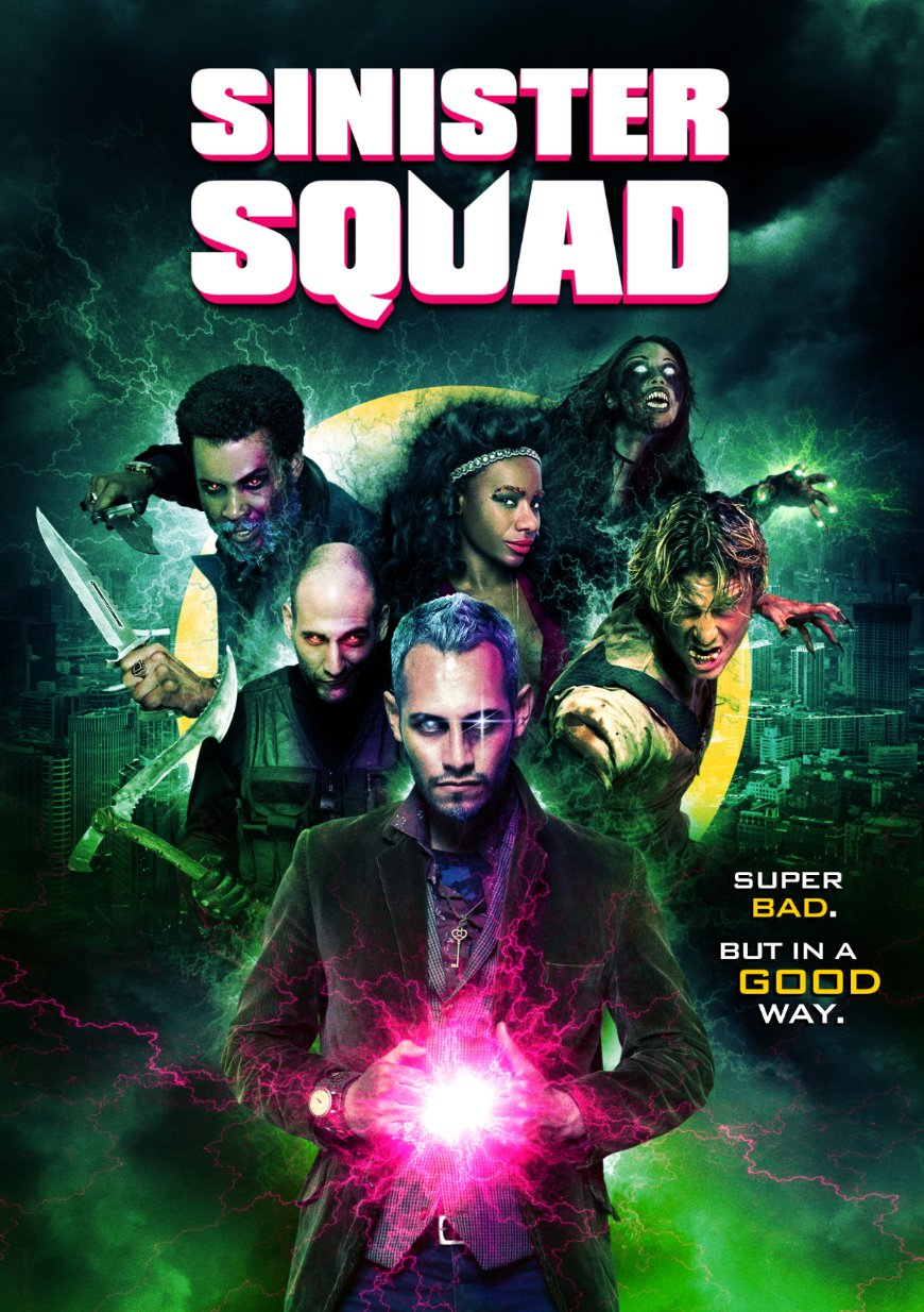 Sinister Squad Movie trailer : Teaser Trailer