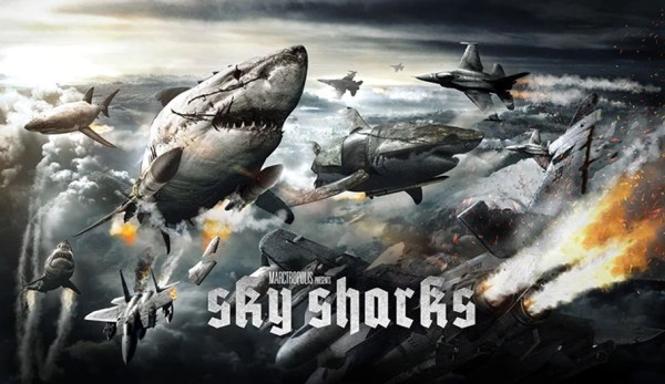 Sky Sharks Movie