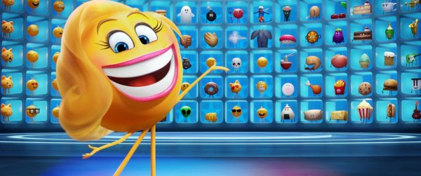 Smiler The Emoji Movie