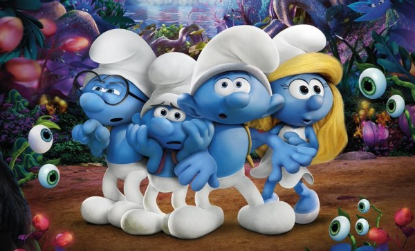 Smurfs The Lost Village Film 2017