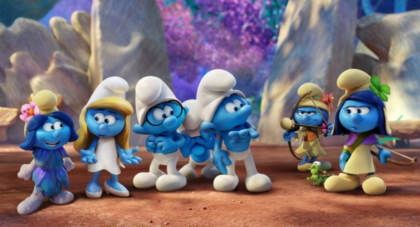 Smurfs The Lost Village - Female Smurfs