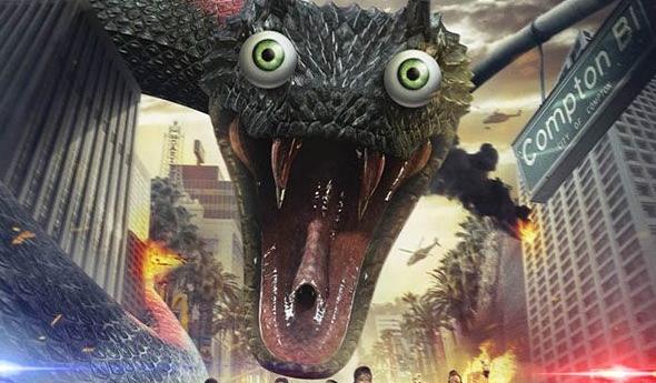 Snake Outta Compton Film