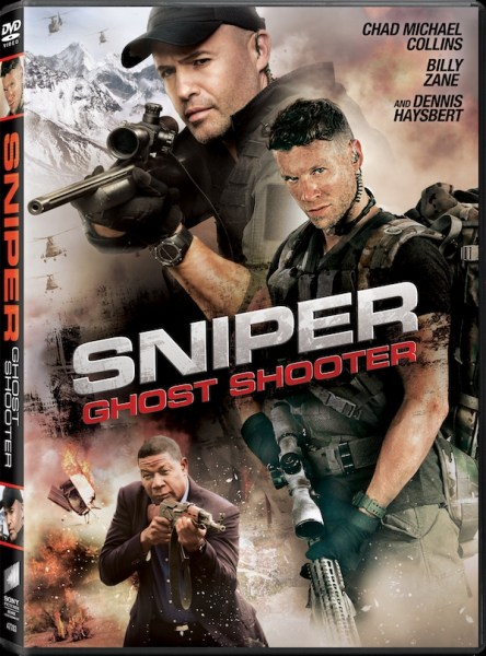 Sniper Ghost Shooter Movie Poster
