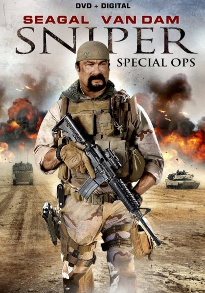 Sniper Special Ops Movie Poster