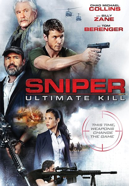 Sniper Ultimate Kill Movie Poster