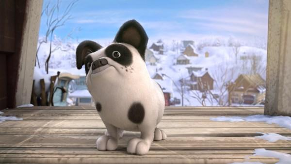 Snowtime 2 Racetime - Dog