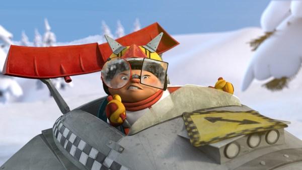 Snowtime 2 Racetime - Franky