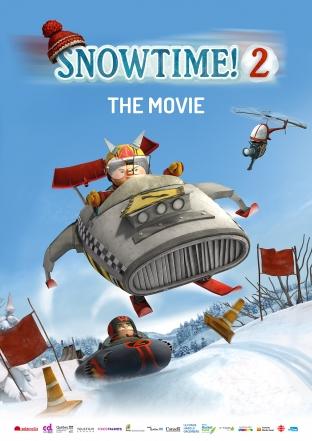 Snowtime 2 Racetime Poster (2)