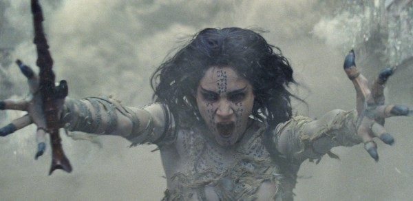 Sofia Boutella - The Mummy Movie