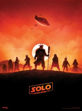 Solo A Star Wars Movie New Film Poster 2018 (1)