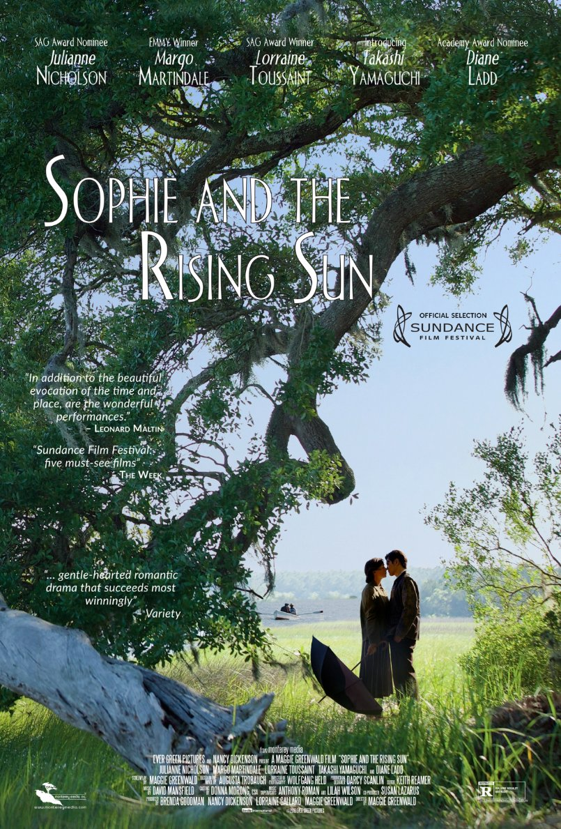 sophie and the rising sun movie trailer teaser trailer