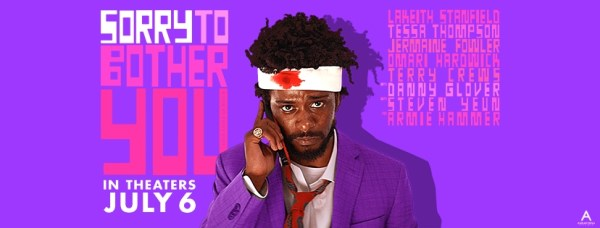Sorry To Bother You Movie 2018