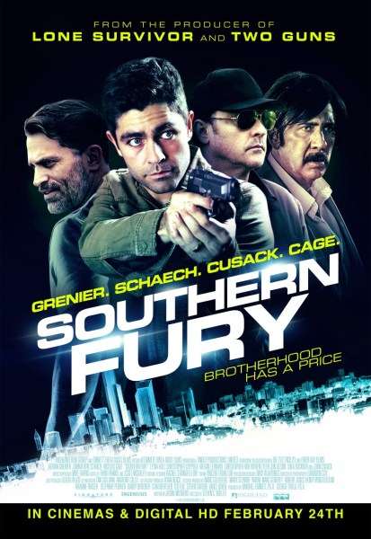 Southern Fury Movie